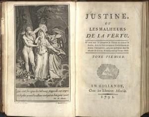Justine de François de Sade