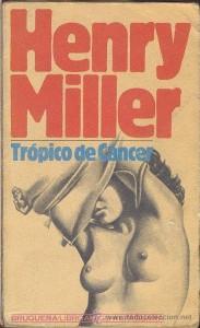 Trópico de Câncer de Henry Miller